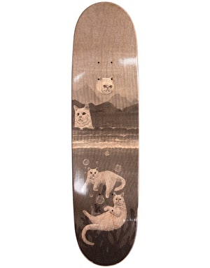 RIPNDIP Unda Da Sea Skateboard Deck - 8