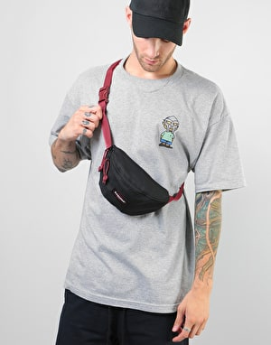 Eastpak Springer Cross Body Bag - Black-Red