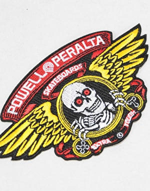 Powell Peralta Winged Ripper Patch - Multi