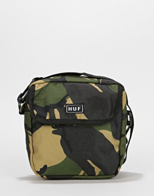 HUF Tompkins Cross Body Bag - Deep Olive