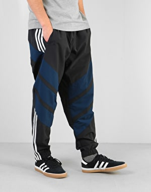 Adidas 3ST Windpants - Black/Collegiate Navy/Carbon