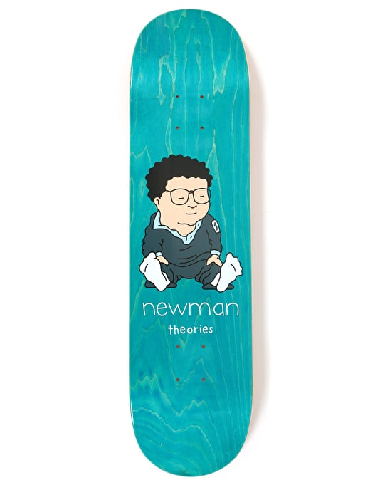 Theories Newman Skateboard Deck - 8""