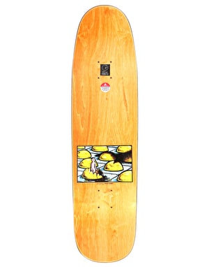 Polar Oskar Dragon's Nest Skateboard Deck - P9 Shape 8.625