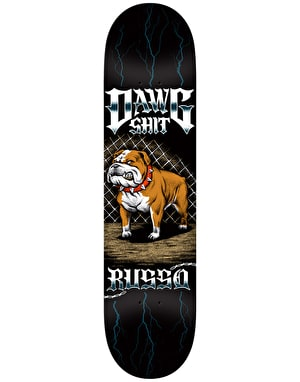Dawg Shit (Anti Hero) Russo Skateboard Deck - 8.38
