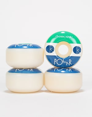 Polar Fill Logo Skateboard Wheel - 54mm