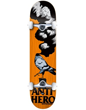 Anti Hero Pigeon Hero Complete Skateboard - 7.75
