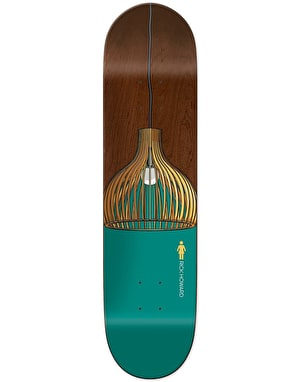 Girl Howard Illuminated Skateboard Deck - 8.5