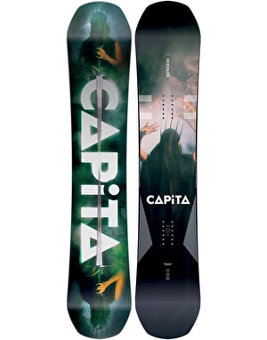 Capita Defenders of Awesome 2019 Snowboard - 156cm