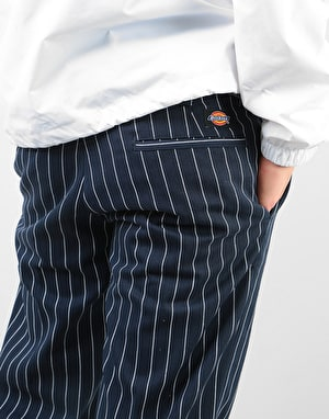 Dickies WP873 Stripe Pant - Dark Blue