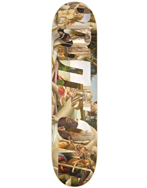 Route One Old Masters II 'Florentine' Skateboard Deck - 8