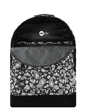 Mi-Pac All Bandana Backpack - Black