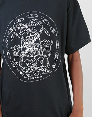 Otherness Mandala T-Shirt - Black