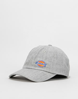 Dickies Willow City Strapback Cap - Grey Melange