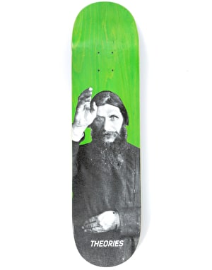 Theories Rasputin Skateboard Deck - 8