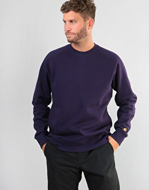 Carhartt Chase Sweatshirt - Lakers/Gold