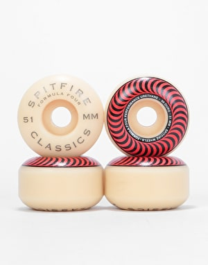 Spitfire Classics Formula Four 99d Skateboard Wheel - 51mm