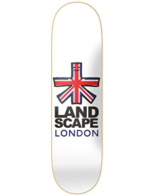 Landscape London Cities Skateboard Deck - 8.125