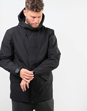 Bonfire Vector Insulated 2019 Snowboard Jacket - Black
