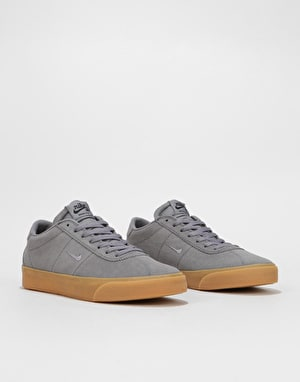 Nike SB Zoom Bruin Ultra Skate Shoes - Gunsmoke/Black-Gum Light Brown