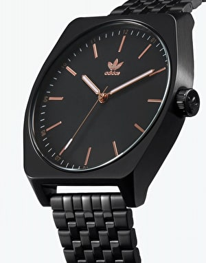Adidas Process M1 Watch - All Black/Copper