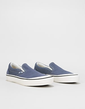 Vans Slip-On Pro Skate Shoes - (Retro) Grisaille