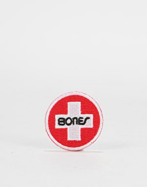 Bones Swiss Circle Patch - Multi