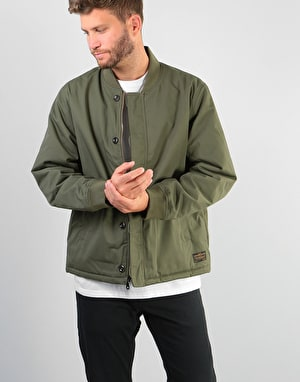 Levi's Skateboarding Pile Jacket - Olive Night