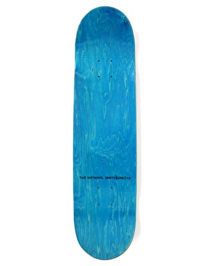 The National Skateboard Co Pray by Mike O'Shea Skateboard Deck - 8.25