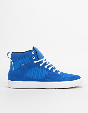 Etnies x ThirtyTwo Harrison HTW Skate Shoes - Blue/White/Gum