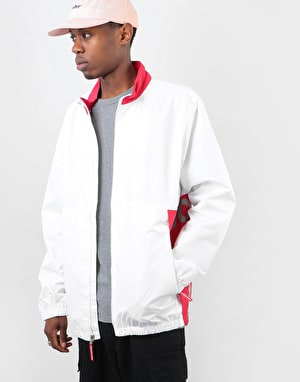 DC Skate Track Top - White