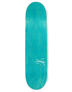 Theories Screen Memory Skateboard Deck - 8.25