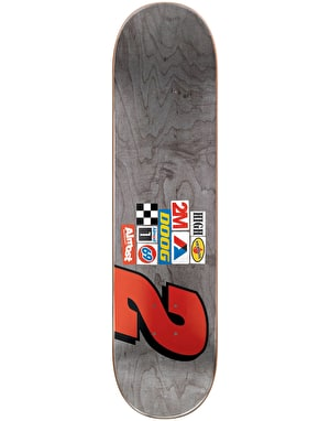 Almost Mullen Taladega Skateboard Deck - 8.125