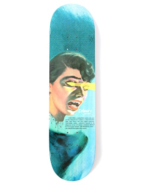 Colours Collectiv Bobby Digital Skateboard Deck - 8