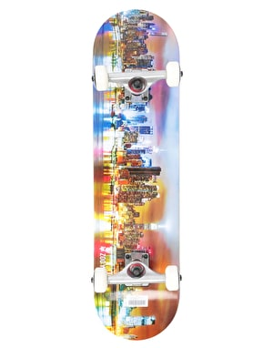 Zoo York City Trippin Complete Skateboard - 7.875