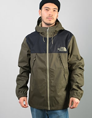 The North Face 1990 Mountain Q Jacket - New Taupe Green/TNF Black