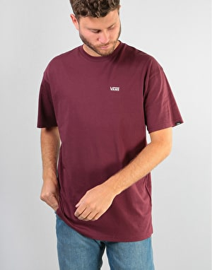 Vans Left Chest Logo T-Shirt - Port Royale