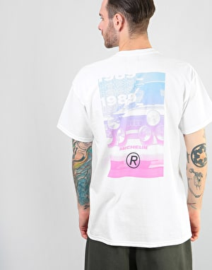 Route One Quattro T-Shirt - White