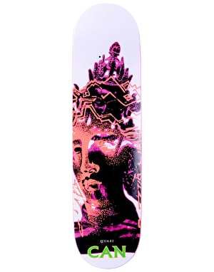 Quasi Lotus Skateboard Deck - 8
