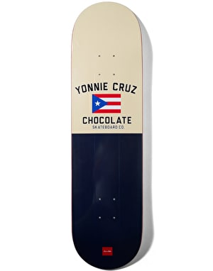 Chocolate Yonnie TBC Skateboard Deck - 8.125