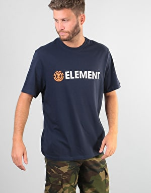 Element Blazin T-Shirt - Eclipse Navy