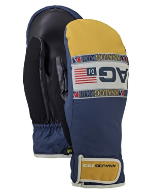 Analog Gentry 2019 Snowboard Mitts - Mood Indigo