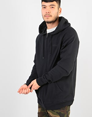 Etnies Core Icon Zip Hoodie - Black