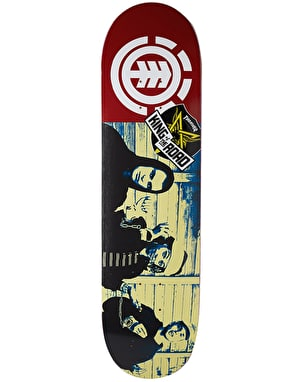 Element x KOTR Chain Gang Skateboard Deck - 8.31