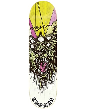 Zero Thomas Boss Dog 2 Skateboard Deck - 8.25