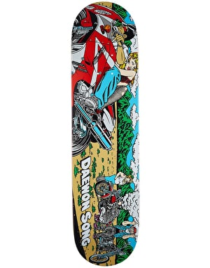 Almost Daewon Rice Burner Pro Deck - 7.75
