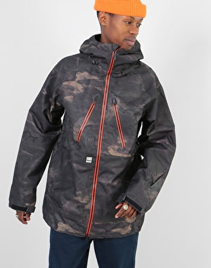 ThirtyTwo TM-20 2019 Snowboard Jacket - Camo