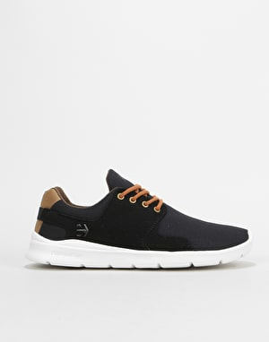 Etnies Scout XT Skate Shoes - Black/Brown