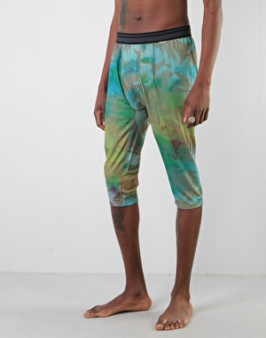 Burton Midweight Shant Thermal Bottoms - Festival Camo