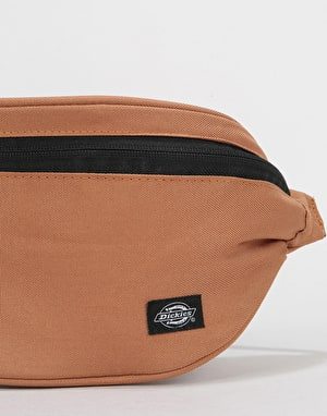 Dickies High Island Cross Body Bag - Brown Duck