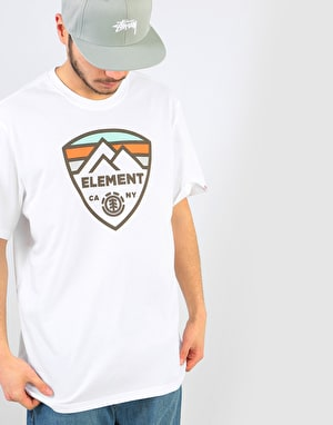 Element Guard T-Shirt - Optic White